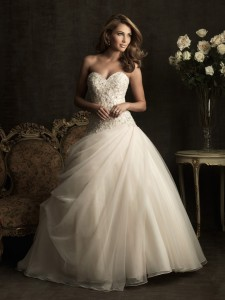 Aaliyah by Lilly Bridal Wedding Dress Makers
