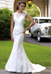 Courtney by Lilly Bridal Wedding dresses